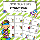 Christmas Division Card Game