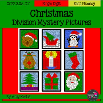 Christmas Division Mystery Pictures