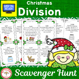 Christmas Division Scavenger Hunt