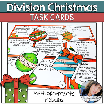 Christmas Division Game