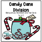 Christmas Division Worksheets