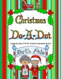 Christmas Do-A-Dot