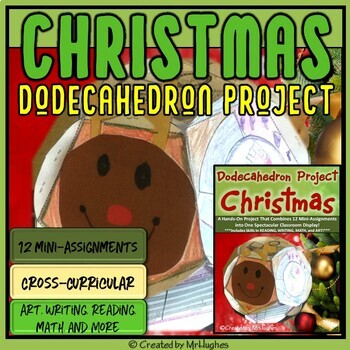christmas dodecahedron project kit - When Was Christmas Created
