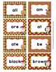 Christmas Dolch Primer Sight Word Game