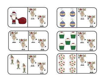 Christmas Dominoes