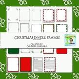 Christmas Doodle Frames Freebie