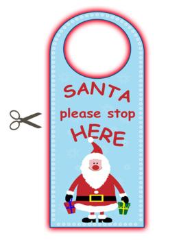 Christmas Door Hangers !