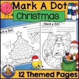Christmas Dot Dauber Set