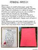 Christmas Dot a Spot Speech Therapy Poke Art Craft