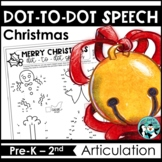 Christmas Dot-to-Dot Articulation