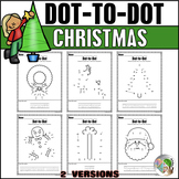 Christmas Dot-to-Dot / Connect the Dots