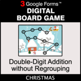 Christmas: Double-Digit Addition without Regrouping - Digi