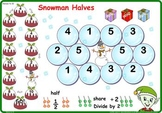 Christmas Doubles & Halves to 10 Games
