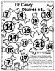 Christmas Doubles and 3 Digit Addition Bump Game - 1.OA.5-6