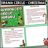 Christmas Drama Circle Activity