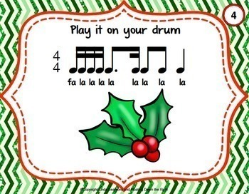 Christmas Drumming Bundle for Learning, Fun, and Performance