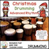 Christmas Bucket Drumming Advanced Rhythms