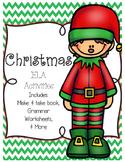 Christmas ELA Activities