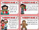 Christmas ELA/Literacy Stations- Center Activities