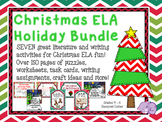 Christmas ELA Writing and Short Story Bundle