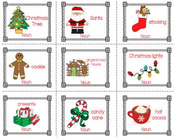Christmas ELA and Math Centers {CCSS Aligned}