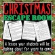 Christmas ESCAPE ROOM