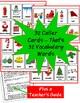 ESL Christmas Activities: ESL Games Holiday Vocabulary BINGO