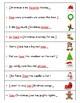 Christmas Editing Task Sheets