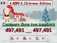 Christmas Edition 4th Grade - Compare Two Multi-Digit Numbers 4.NBT.2