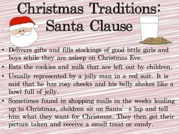 Christmas Education