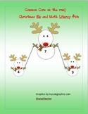 Christmas Ela and Math printable worksheets