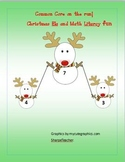 First Grade Second Grade Christmas Ela Math printable worksheets