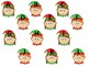 Christmas Elf Alphabet Song, Preschool Christmas, Kindergarten Music
