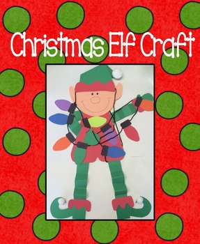 Christmas Elf Craft