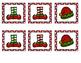 Christmas Elf Memory Matching Activity