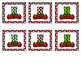Christmas Elf Memory Matching Activity