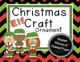 Christmas Elf Ornament Craft
