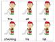 Christmas Elf Scrambled Sentences (Build a Sentence)