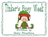 Christmas Elf - Sight Word Reader