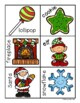 Christmas Elf Syllables Sort Practice