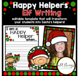 Christmas Elf Writing Activity {Happy Helpers}