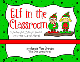 Christmas Elf in the Classroom