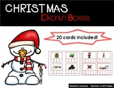 Christmas Elkonin Boxes
