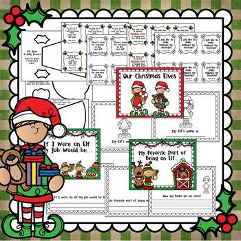 Christmas Elves: Christmas Craft, December crafts