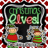 Christmas Elves- Common Core Standards Included!