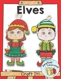 Christmas Elves Ornament Craft | Elf Templates and Design Ideas | Multi-Level