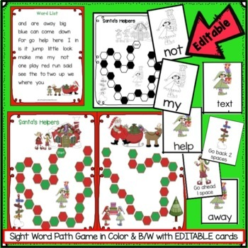 Christmas Song: Santa's Helpers  - Shared Reading Singable