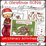 Christmas Song: Santa's Helpers  - Shared Reading Singable