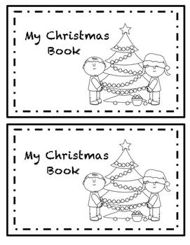 Christmas Emergent Reader