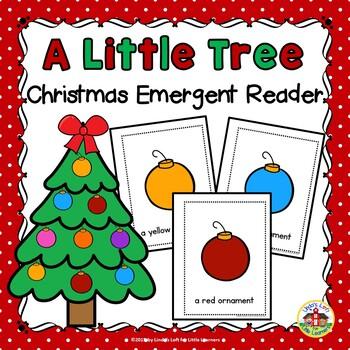 Christmas Emergent Reader A Little Tree